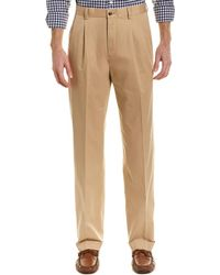 Brooks Brothers - Elliot Chino Pant - Lyst