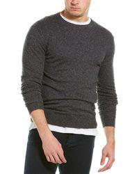 IRO Devoted Wool-blend Crewneck Jumper - Grey