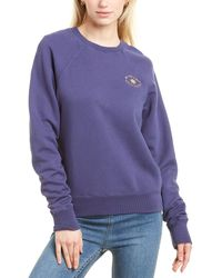 Spiritual Gangster Classic Crew Sweatshirt - Blue