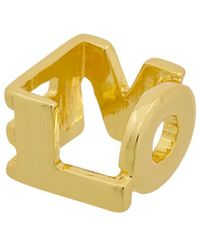 Kenneth Jay Lane - 22k Electroplated Ring - Lyst