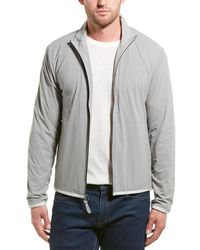James Perse Jersey-lined Jacket - Gray