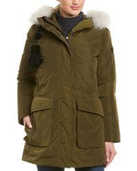 Peuterey Regina Down Jacket - Green