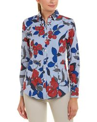 Brooks Brothers 1818 Top - Blue