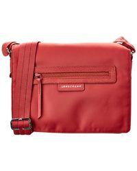 Hot Longchamp - Le Pliage Neo Nylon Messenger Bag - Lyst 111556729955d