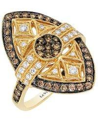 Le Vian - 14k 0.96 Ct. Tw. Diamond Ring - Lyst