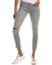 Siwy Hannah Gray Skies Signature Skinny Leg Jean