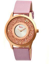 Boum Women's Clique Watch - Pink