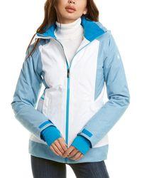 Spyder Voice Gtx Jacket - White