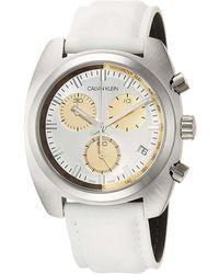 Calvin Klein Men's Achieve Watch - Metallic