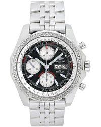 Breitling 2000s Men's Bentley Watch - Metallic