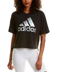 adidas T-shirt - Black