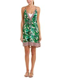 Sperry Top-Sider - Tropical Tendencies Dress Cover-up - Lyst