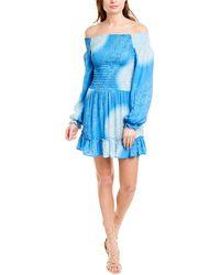 Cool Change Stevie Mini Dress - Blue