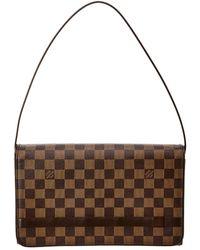 Louis Vuitton - Damier Ebene Canvas Tribeca - Lyst