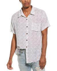 Raga Woven Shirt - Grey