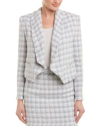 IRO Tweed Jacket - Grey