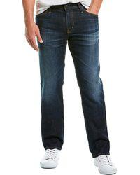 AG Jeans Everett 5 Years Cai Slim Straight Leg - Blue