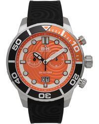 Brandt & Hoffman Men's Epicenter Watch - Metallic