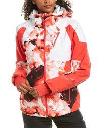Spyder Leader Jacket - Red