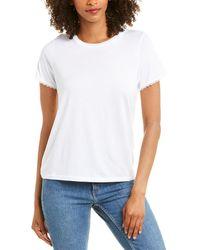 n:PHILANTHROPY Rider T-shirt - White