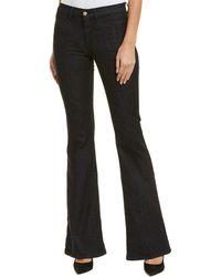 M.i.h Jeans Jeans Marrakesh More Blue Slim Kick Flare