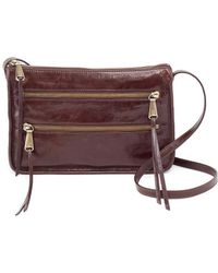 Hobo - Mission Leather Crossbody - Lyst