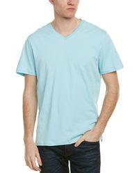 Ike Behar - Ike By V-neck T-shirt - Lyst