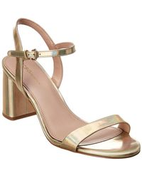 cc5c2a7b8e5a Eileen Fisher · BCBGeneration - Becca Washed Iridescent Sandal - Lyst