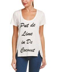 Sol Angeles - Coconut T-shirt - Lyst