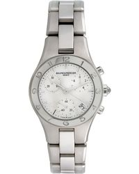 Baume & Mercier Baume & Mercier 2000s Women's Linea Casual Style Watch - Metallic