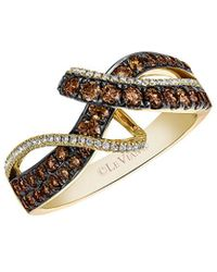 Le Vian 14k 0.94 Ct. Tw. Diamond Ring - Metallic