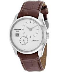Tissot Courturier Watch - Metallic