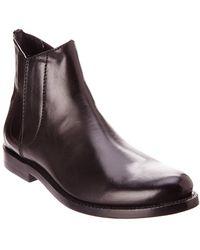 Frye - Men's Jet Leather Chelsea Boot - Lyst