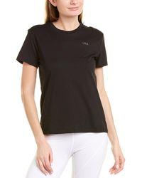Lolë Daily Crewneck T-shirt - Black