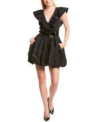Badgley Mischka One33 Social Cocktail Dress - Black