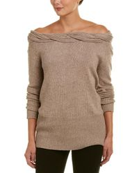 Fate - Off-the-shoulder Sweater - Lyst