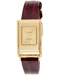 Heritage Tiffany & Co. - Tiffany & Co. 1990s Schlumberger Watch - Lyst