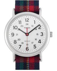 Timex Women's Watch - Metallic