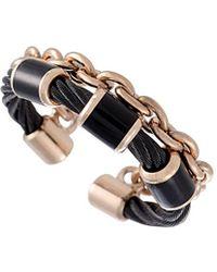 Charriol Stainless Steel Ring - Multicolour