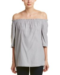 Eci Beige By Off-the-shoulder - Gray