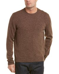 Brooks Brothers - Wool Sweater - Lyst