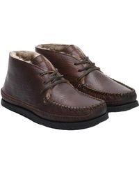 Frye - Porter Leather Chukka Boot - Lyst