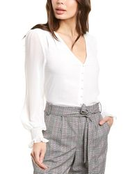 1.STATE Button Front Top - White