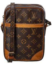 Louis Vuitton Monogram Canvas Danube - Brown