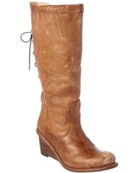 Bed Stu - Empress Leather Tall Boot - Lyst