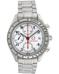 Omega Omega 2000s Men's Speedmaster Watch - Metallic
