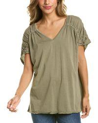 XCVI Arabella T-shirt - Green