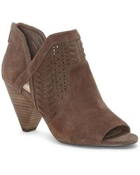 Vince Camuto Ebelin Bootie - Brown