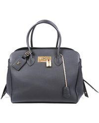 Louis Vuitton 2020 Black Calfskin Leather Milla Mm