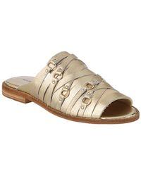 Kelsi Dagger Brooklyn - Slope Leather Sandal - Lyst